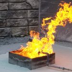 VI Fire Forensics Flames